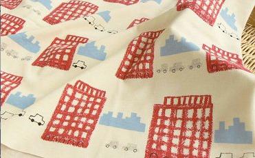 Hurly Burly Fabric