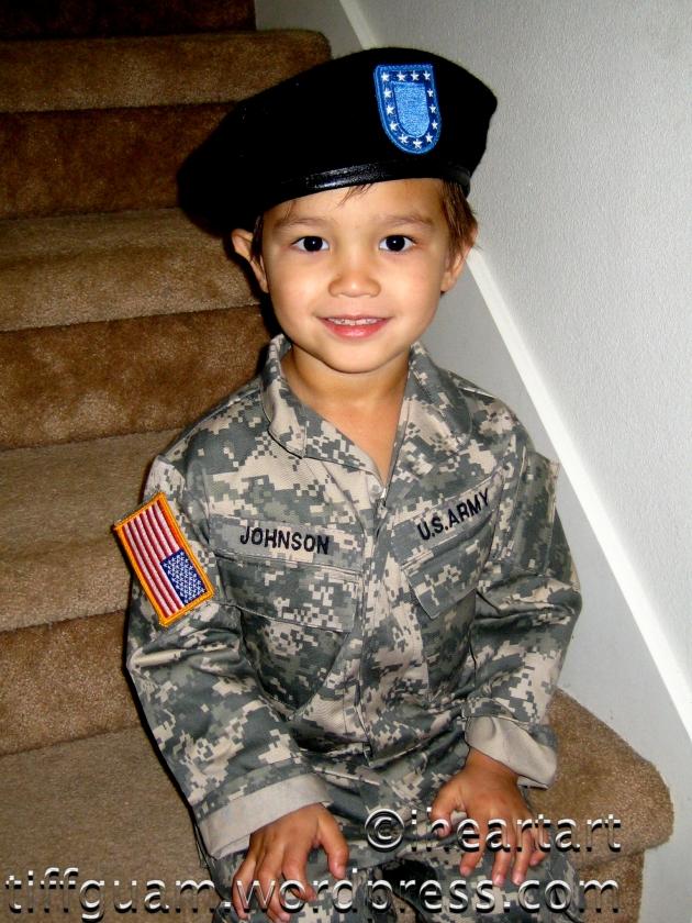 Soldier Johnson